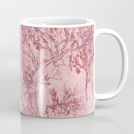 Pink Landscape Coffee Mug