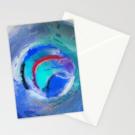 Abstract Mandala 187 Stationery Cards