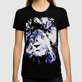Frozen lion T-shirt