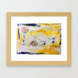 Little Joy Framed Art Print
