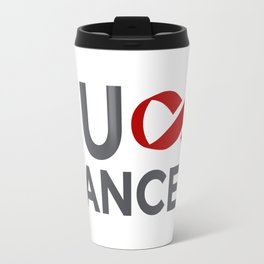 Solidarity Of Cancer (Fuck Cancer) HIV AIDS Of Virus Travel Mug