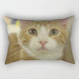 Confusion Rectangular Pillow