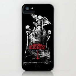 Betelgeuse Grave iPhone Case