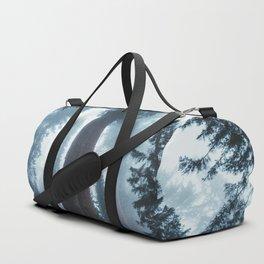 General Sherman in the Mist Duffle Bag
