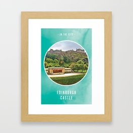 In This City Framed Art Print