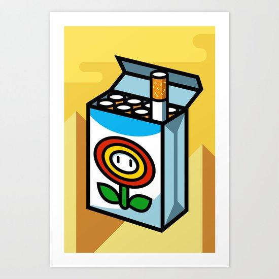 Pack of Heat Art Print