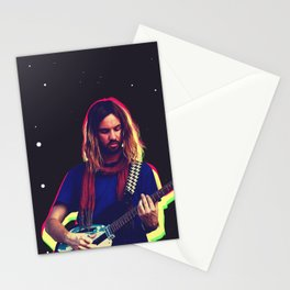Kevin Parker from Tame Impala Stationery Cards