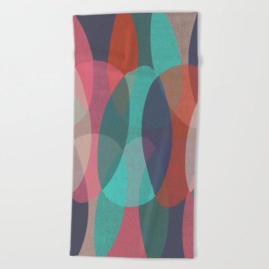 Fragments XII Beach Towel