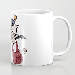 Delivery Moogle Pixel Art Coffee Mug