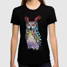 Mayan NightOwl T-shirt