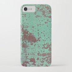 Copper Rusty Surface Slim Case iPhone 7