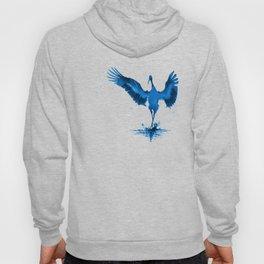 Blue Crane Hoody