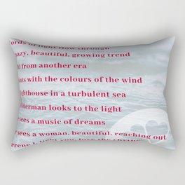 Alexis Andante Rectangular Pillow