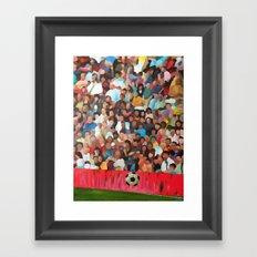 The Spectacle Framed Art Print