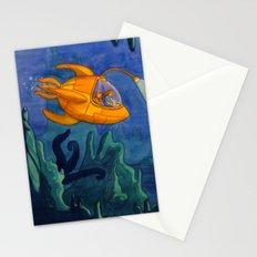 Deep Sea Adventure Stationery Cards