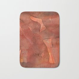 Abstract Nudes Bath Mat