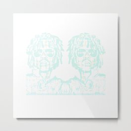 Cooler Than A Cooler (Chief Keef #2) Metal Print