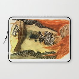 Witch of the wood Laptop Sleeve