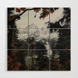 Cascade River Rd Wood Wall Art