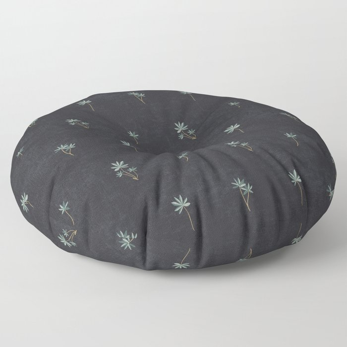 PALMA DARK Floor Pillow