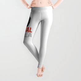 Serial Grilla  Leggings