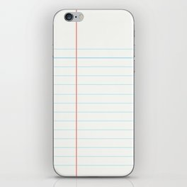 ideas start here 001 iPhone Skin