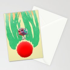 Zen to the Max Stationery Cards