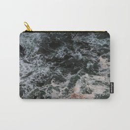 Ariel of the Ocean Waves - Nature Photography Carry-All Pouch