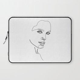 Angelina Jolie Laptop Sleeve