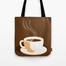 The Perfect Cup Of Coffee Tote Bag