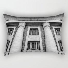 Salt Lake City Masonic Temple - Utah Rectangular Pillow