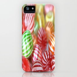Sugar Candy Confectionary iPhone Case