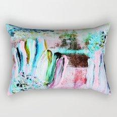 Finger Paint 3 Rectangular Pillow