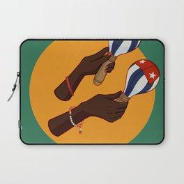 Cuban Maracas Laptop Sleeve