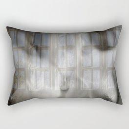 Forbidden Rectangular Pillow