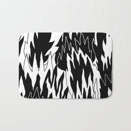 Burnout Friday Bath Mat