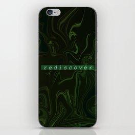 rediscover iPhone Skin