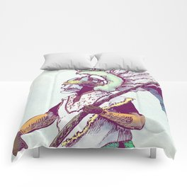Costumed Person Comforters