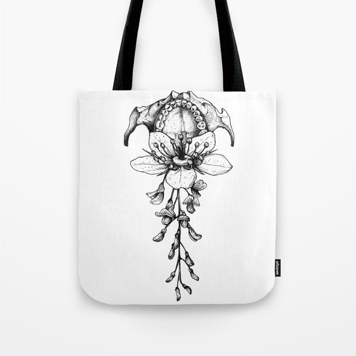 In Bloom #02 Tote Bag