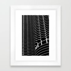 URBAN ABSTRACT Framed Art Print