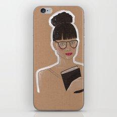 Glasses iPhone & iPod Skin