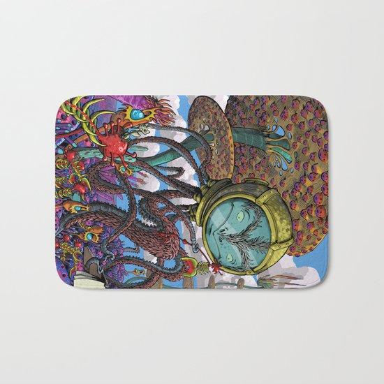 Otherworldly Ecologist Bath Mat