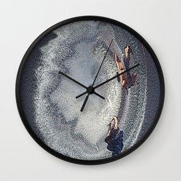 Water Worship Wall Clock