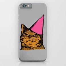 Party Cat iPhone 6s Slim Case