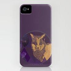 Foxy  Slim Case iPhone (4, 4s)