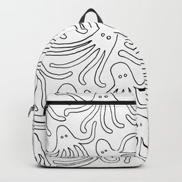 A Party of Handicapped Octopi II Backpack