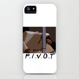 Pivot iPhone Case