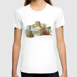 Happy kittens T-shirt