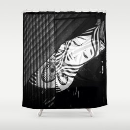 BRUM #001 Shower Curtain