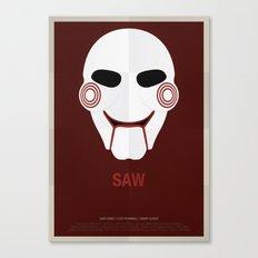 SAW Canvas Print